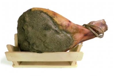Prosciutto di maiale intero con osso 10/12 kg - 16/18 mesi di stagionatura