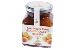 Confettura extra di Albicocche di Sicilia - La Fattoria di Priscilla