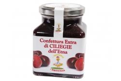 Confettura extra di Ciliegie dell'Etna - La Fattoria di Priscilla