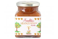 Marmellata di Arance Tarocco di Sicilia - La Fattoria di Priscilla