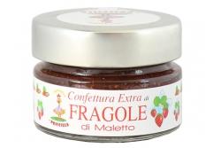 Confettura extra di Fragole di Maletto - La Fattoria di Priscilla