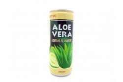 Lotte Aloe Vera al gusto di Guava (Guava Flavour) 240 ml